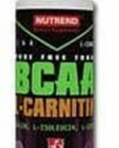 BCAA + L-Carnitin Nutrend 500ml, Citrón