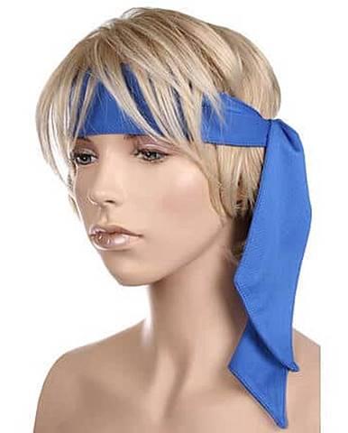 Extra Dry sportovní čelenka modrá