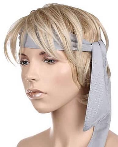 Extra Dry sportovní čelenka šedá