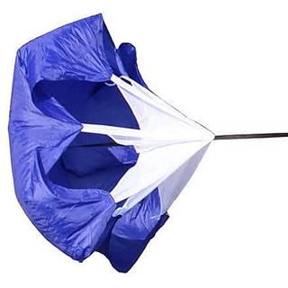 Resistance brzdící padák modrá