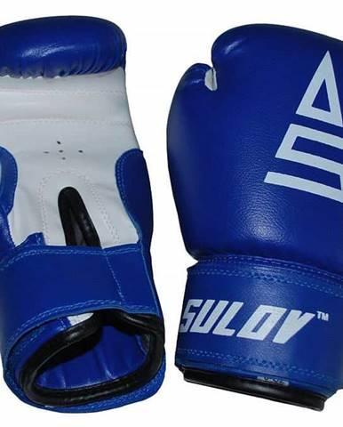 Box rukavice SULOV PVC, modré Box velikost: 6oz