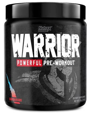 Warrior Powerful Pre-Workout - Nutrex 273 g Grapeade