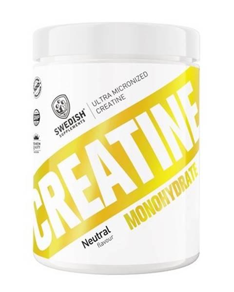 Swedish Supplements Creatine Monohydrate - Swedish Supplements 500 g Neutral