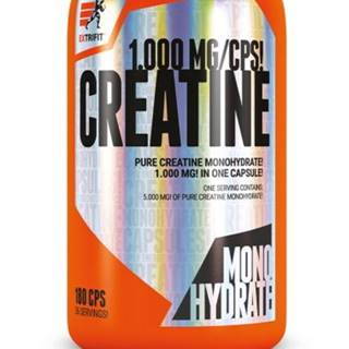 Creatine monohydrate 1000 - Extrifit 180 kaps.