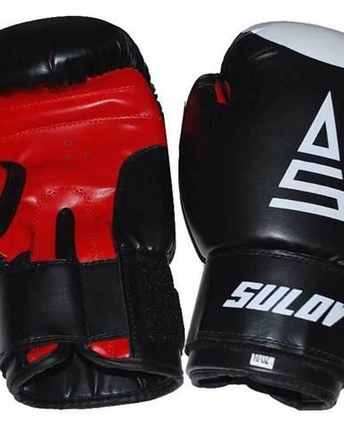 Box rukavice SULOV DX, černé Box velikost: 12oz
