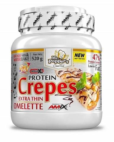 Amix Protein Crepes Příchuť: Chocolate, Balení(g): 520g