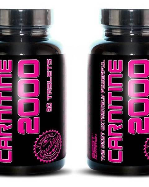 Best Nutrition 1+1 Zadarmo: Carnitine 2000 od Best Nutrition 90 tbl. + 90 tbl.
