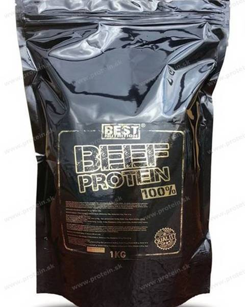 Best Nutrition 100% BEEF Protein od Best Nutrition 1000 g Neutral