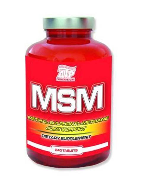 ATP Nutrition ATP MSM 240 tbl.