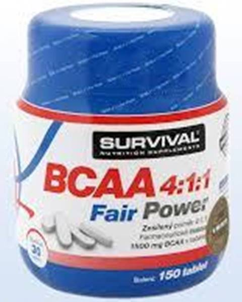 Survival BCAA 4:1:1 Fair Power 150 tbl.