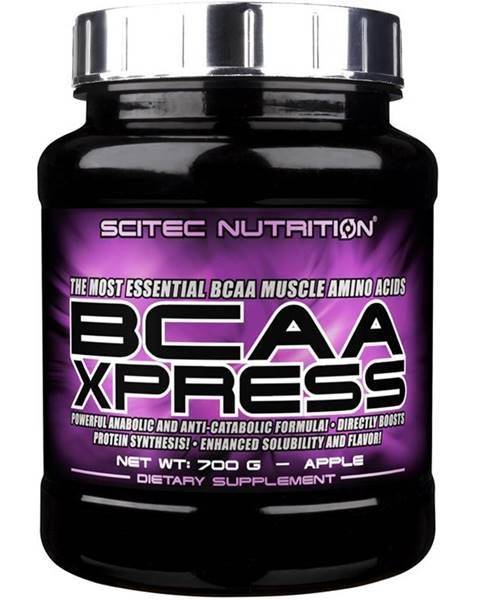 Scitec Nutrition BCAA Xpress s príchuťou - Scitec Nutrition 700 g Blood Orange