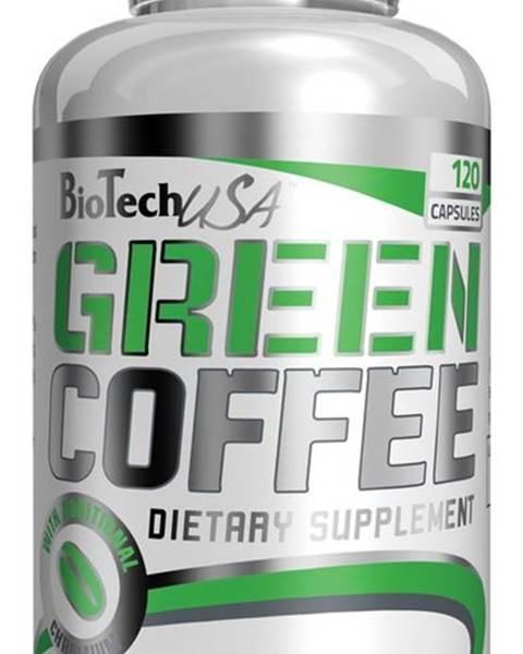 Biotech USA Green Coffee - Biotech USA 120 kaps