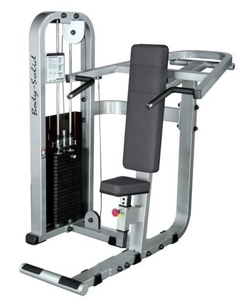 Body Solid Posilňovací stroj na ramená Body Solid SSP800 Shoulder Press