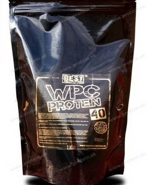 Best Nutrition WPC Protein 40 od Best Nutrition 1000 g Neutral