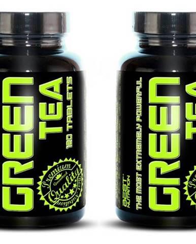 1+1 Zadarmo: Green Tea od Best Nutrition 120 tbl. + 120 tbl.