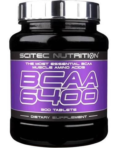 BCAA 6400 - Scitec Nutrition 125 tbl