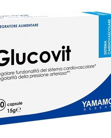 Glucovit (udržuje hladinu glukózy pod kontrolou) - Yamamoto  30 kaps.