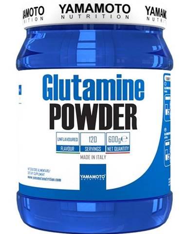 Glutamine POWDER Kyowa Quality - Yamamoto  600 g