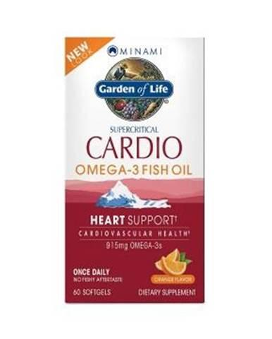 Minami Cardio Omega-3 - s příchutí pomeranče