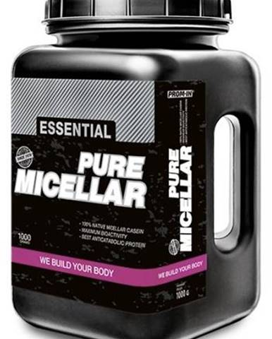 Prom-IN Essential Pure Micellar 1000 g 1000g Čokoláda