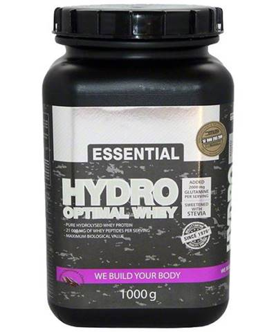 Prom-in Hydro Optimal Whey 1000 g 1000g, Čokoláda