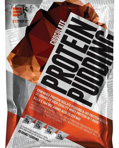 Protein Pudding - Extrifit 40 g Blueberry