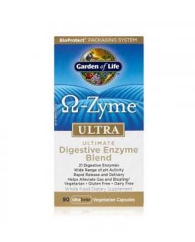 Ω-Zyme ULTRA - trávicí enzymy