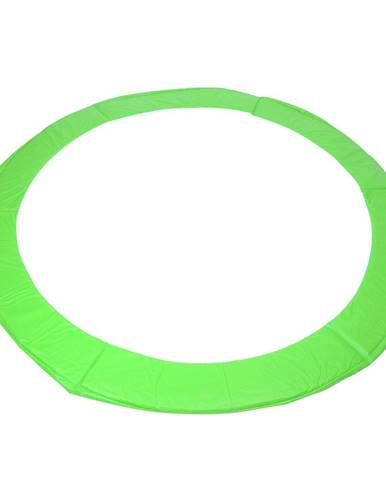 Kryt pružín na trampolínu 366 cm zelená