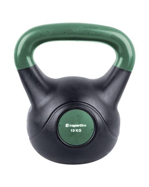Insportline Činka inSPORTline Vin-Bell Dark 10 kg