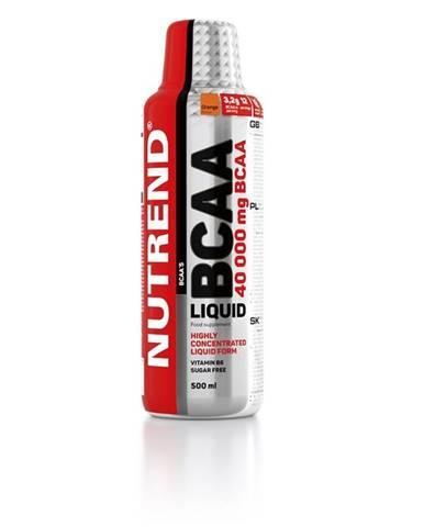 Aminokyseliny Nutrend BCAA Liquid 1000 ml