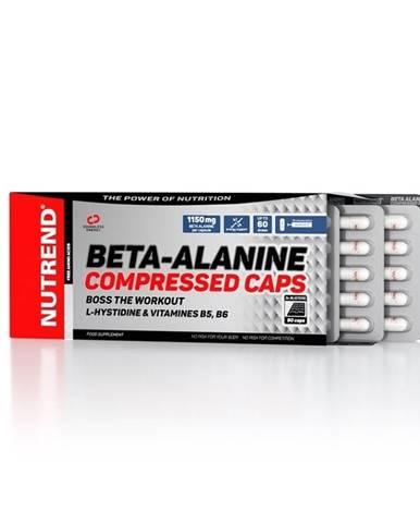 Aminokyseliny Nutrend Beta-Alanine Compressed Caps 90 kapsúl