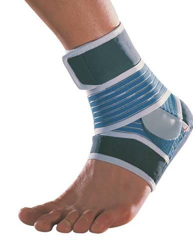 Zdravotná pásková bandáž podpora členka Thuasne modro-zelená - M