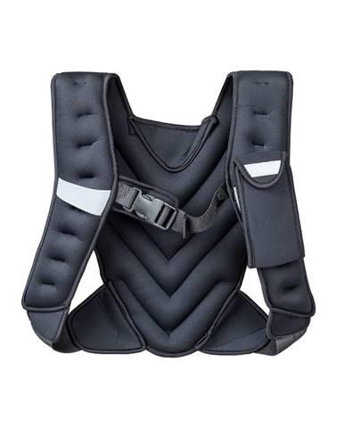 Záťažová vesta inSPORTline Klaper 5 kg čierna