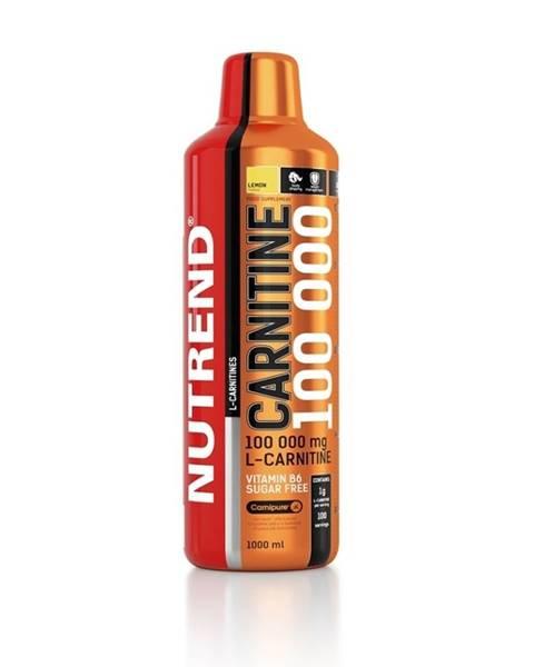 Nutrend Karnitín Nutrend Carnitine 100000 - 1000 ml višňa