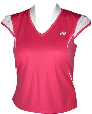 Dámske tričko Yonex 3705 ružové XS