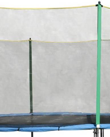 Ochranná sieť bez tyčí k trampolínam 457 cm - na 10 tyčí