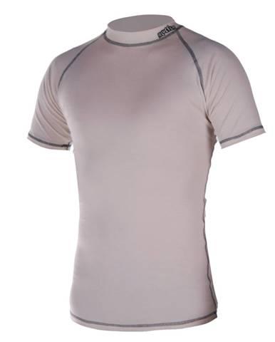 Termo tričko krátky rukáv Blue Fly Termo Pro béžová - XS