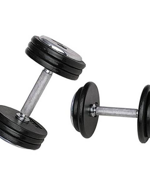 Insportline Jednoručná činka inSPORTline ProfiST 7,5 kg