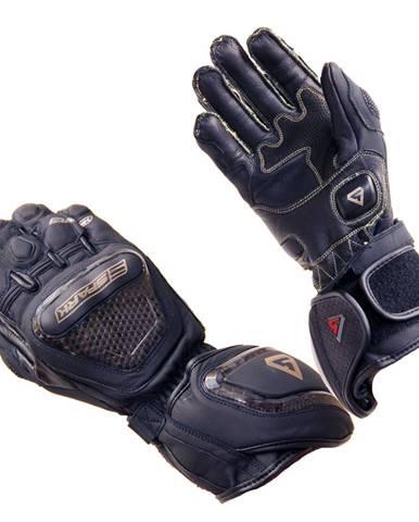 Kožené moto rukavice Spark GP Tec M