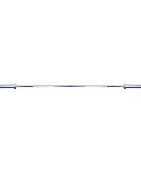 Insportline Vzpieračská tyč inSPORTline OLYMPIC - rovná 200cm OB-80 do 300KG