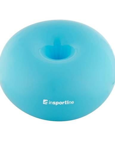 Balančná podložka inSPORTline Donut Ball modrá