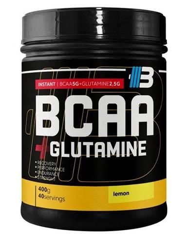 BCAA + Glutamine 2:1:1 - Body Nutrition  400 g Blackcurrant