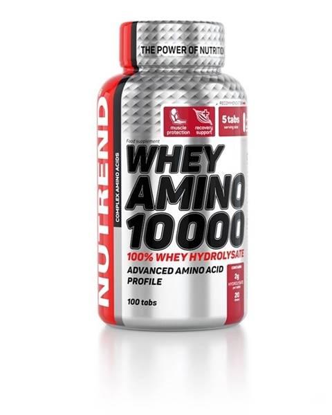 Nutrend Aminokyseliny Nutrend Whey Amino 10000, 100 tabliet
