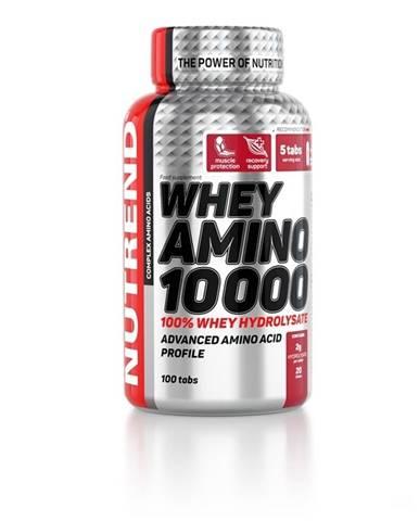 Aminokyseliny Nutrend Whey Amino 10000, 100 tabliet