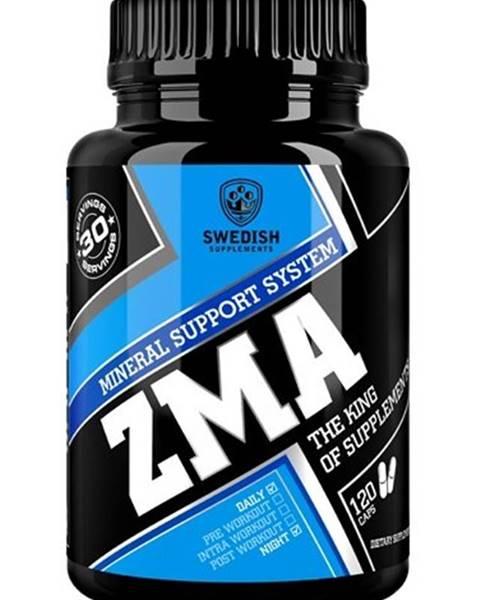 Swedish Supplements ZMA - Swedish Supplements 120 kaps.