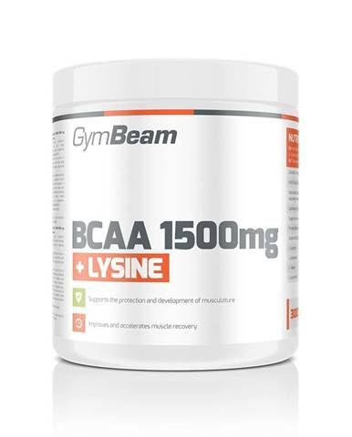 GymBeam BCAA 1500 + Lysine 300 tab