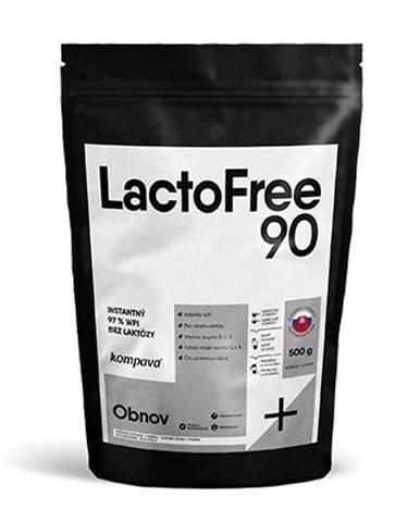 LactoFree 90 - Kompava 500 g Malina