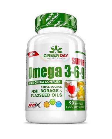 Amix Super Omega 3-6-9