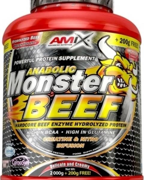Amix Nutrition Amix Nutrition Amix Anabolic Monster Beef 90 % Protein 2200 g variant: čokoláda