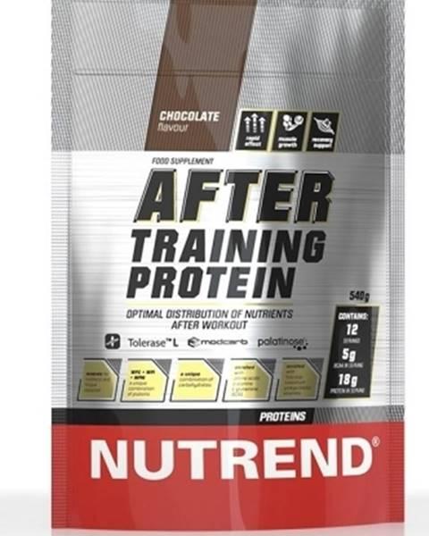 Nutrend Nutrend After Training Protein 540 g variant: čokoláda